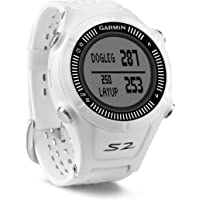 Garmin Approach S2 Montre de Golf Blanc