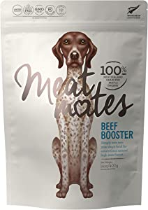 Meat Mates Booster, Grain-Free Freeze Dried Dog Food Topper