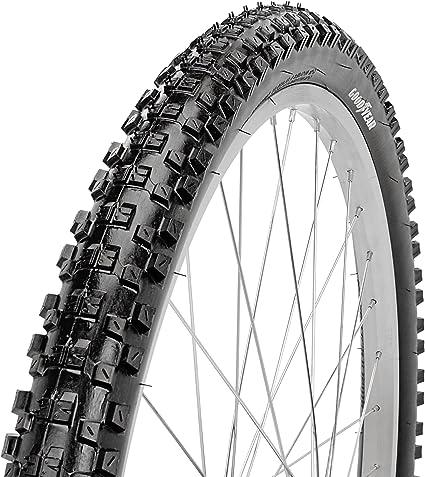 "Tubes Black Blue Mountain Bike TWO 26 x 2.10/"" Knobby Bicycle Tires"