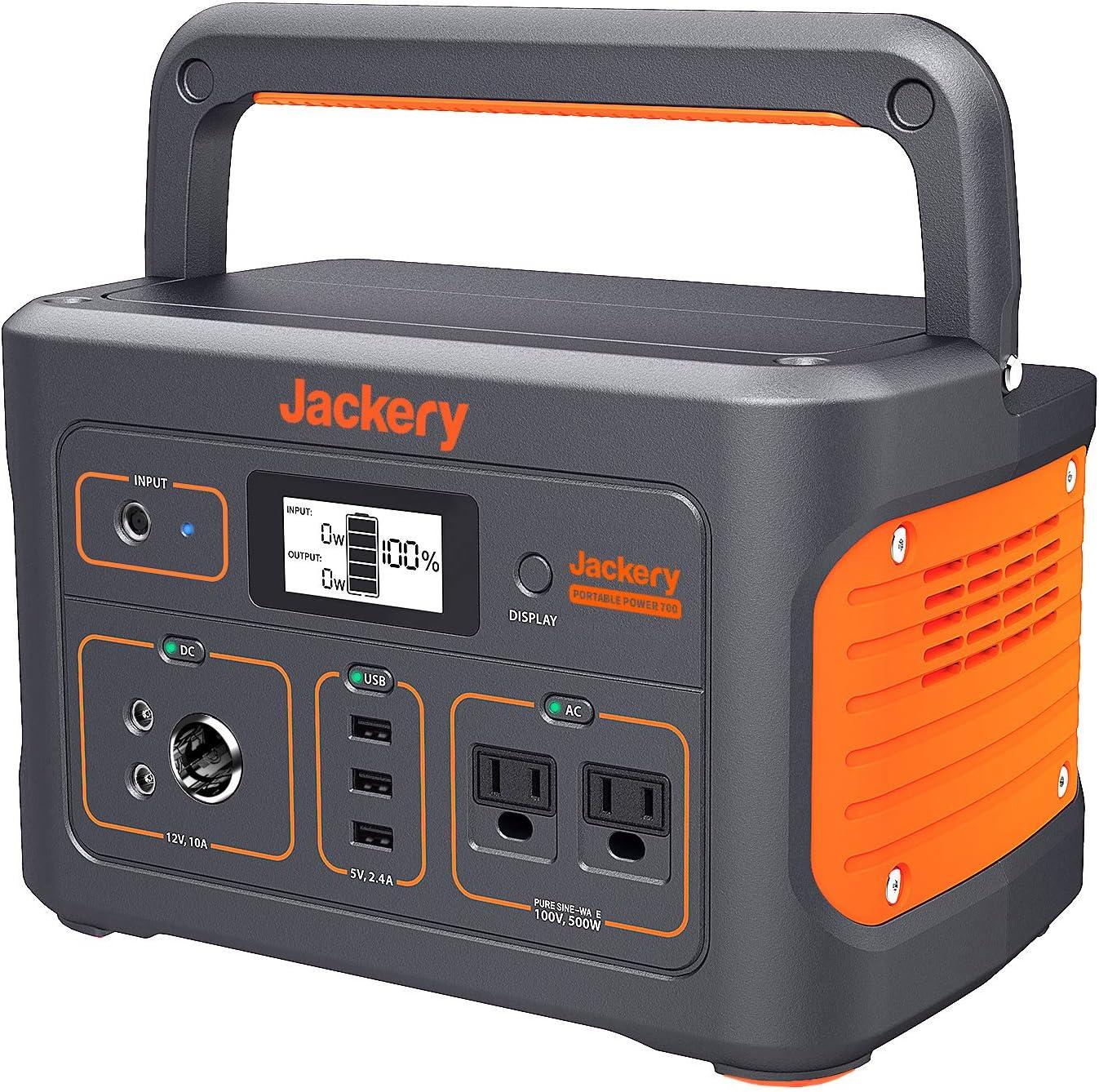 Jackery ポータブル電源 700