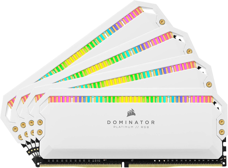 Corsair Dominator Platinum Rgb 64gb Ddr4 3600 C18 Computer Zubehör