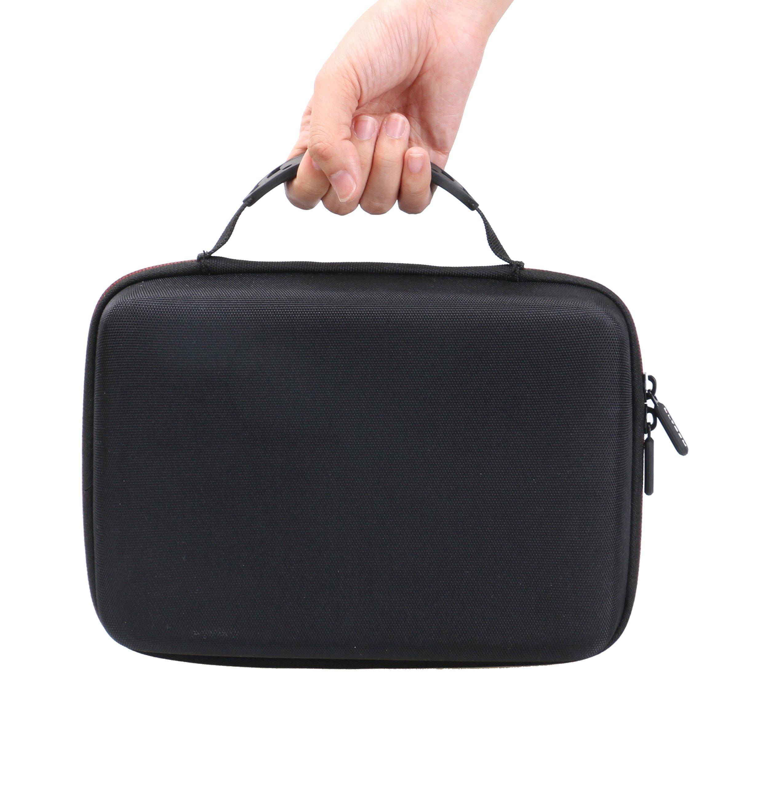 LTGEM EVA Hard Case for Blusmart LED-9400 Video Projector 2018 Upgraded +70% Brightness Portable Mini Projector - Travel Protective Carrying Storage Bag by LTGEM (Image #9)