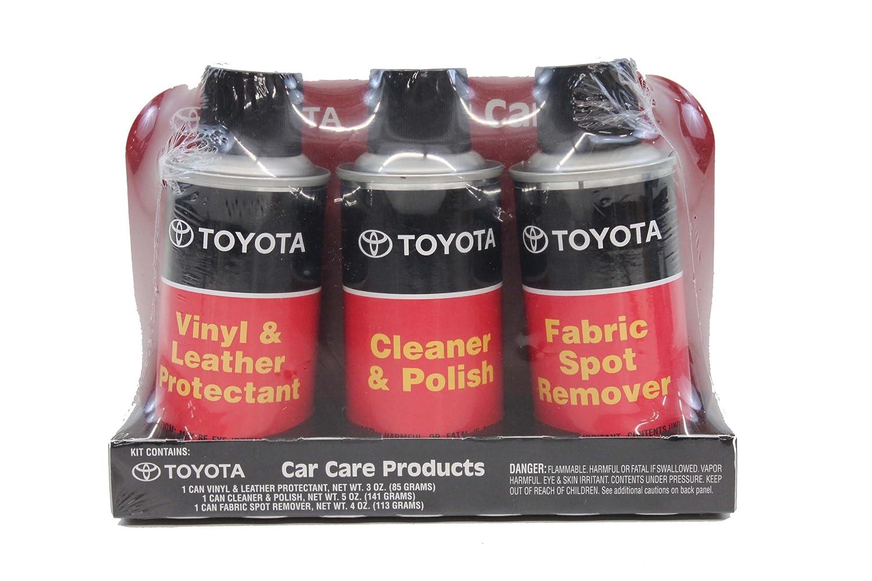 Genuine Toyota Fluid 00289-1CK00 Car Care Kit 00289-2CK00