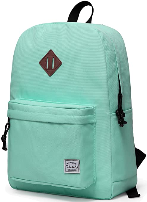 Amazon.com  VASCHY Lightweight Backpack for School 3948259c3a9dd