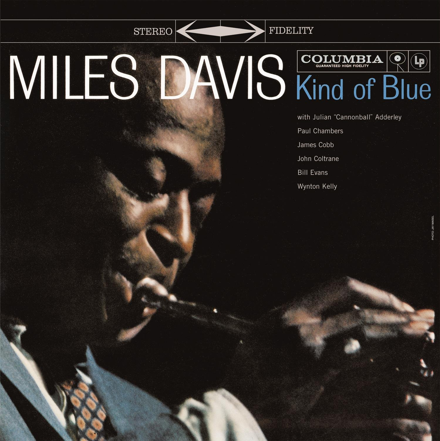 Miles Davis - Kind Of Blue (Vinyl) - Amazon.com Music