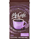 McCafé French Dark Roast Ground Coffee (12 oz Bags, Pack of 6)