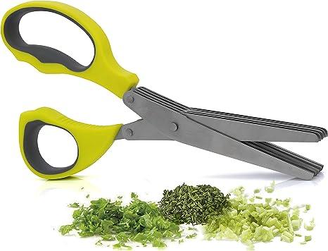 Granny S Kitchen Herb Scissors Amazon De Home Kitchen