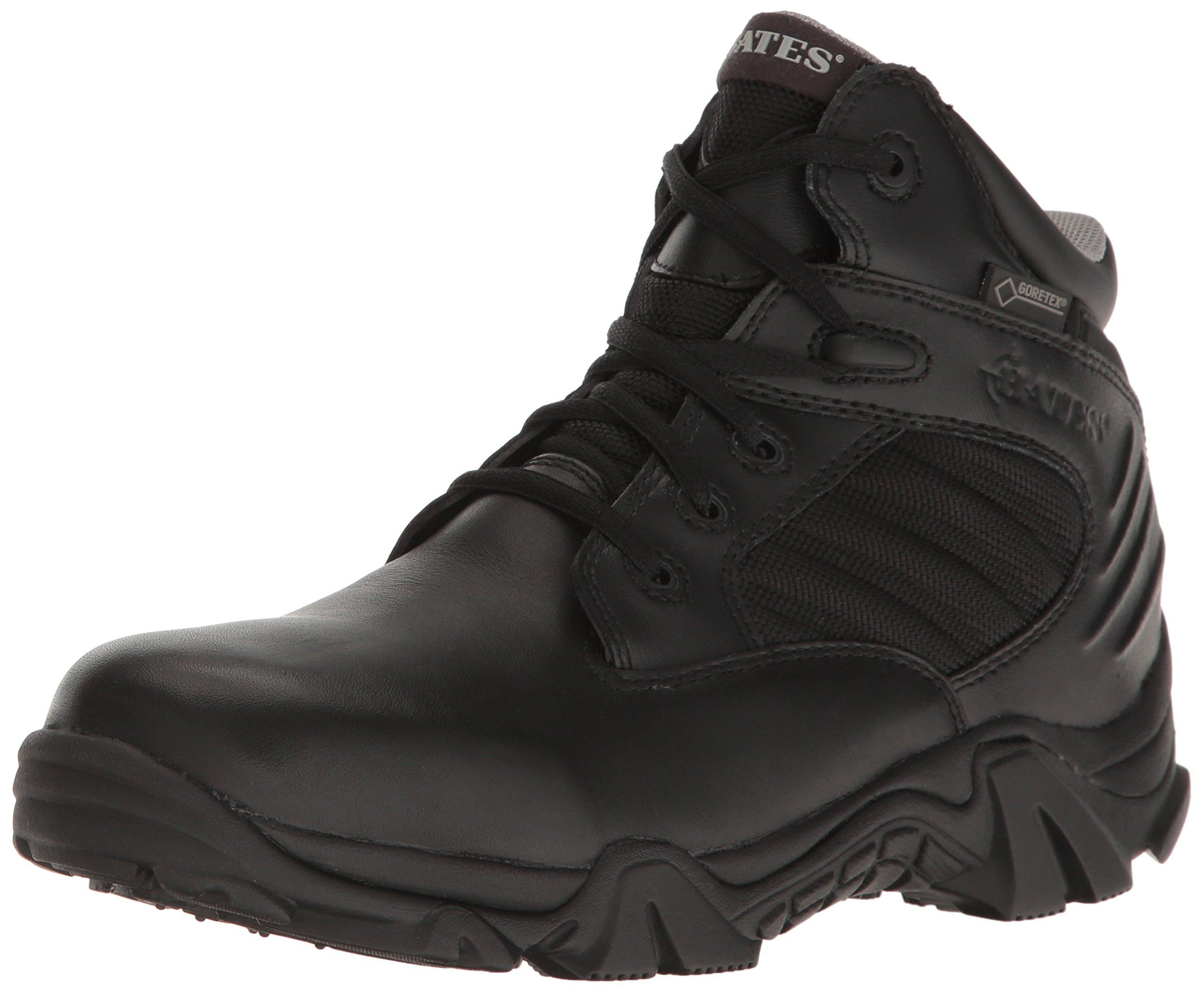Bates Women's Gx-4 4 Inch Boot, Black, 7.5 M US