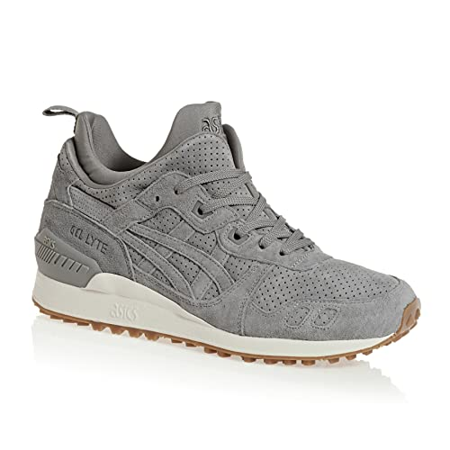 9fdc6c57965c ASICS Men s Gel-Lyte Mt Hl7y1-9696 Trainers Grey  Amazon.co.uk ...