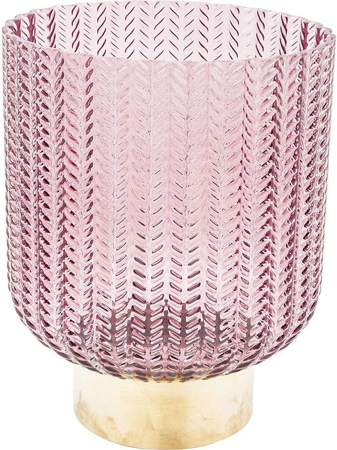 KARE Vase Barfly Berry 20cm, 17 x 17 x 20 cm: Amazon.co.uk: Kitchen & Home