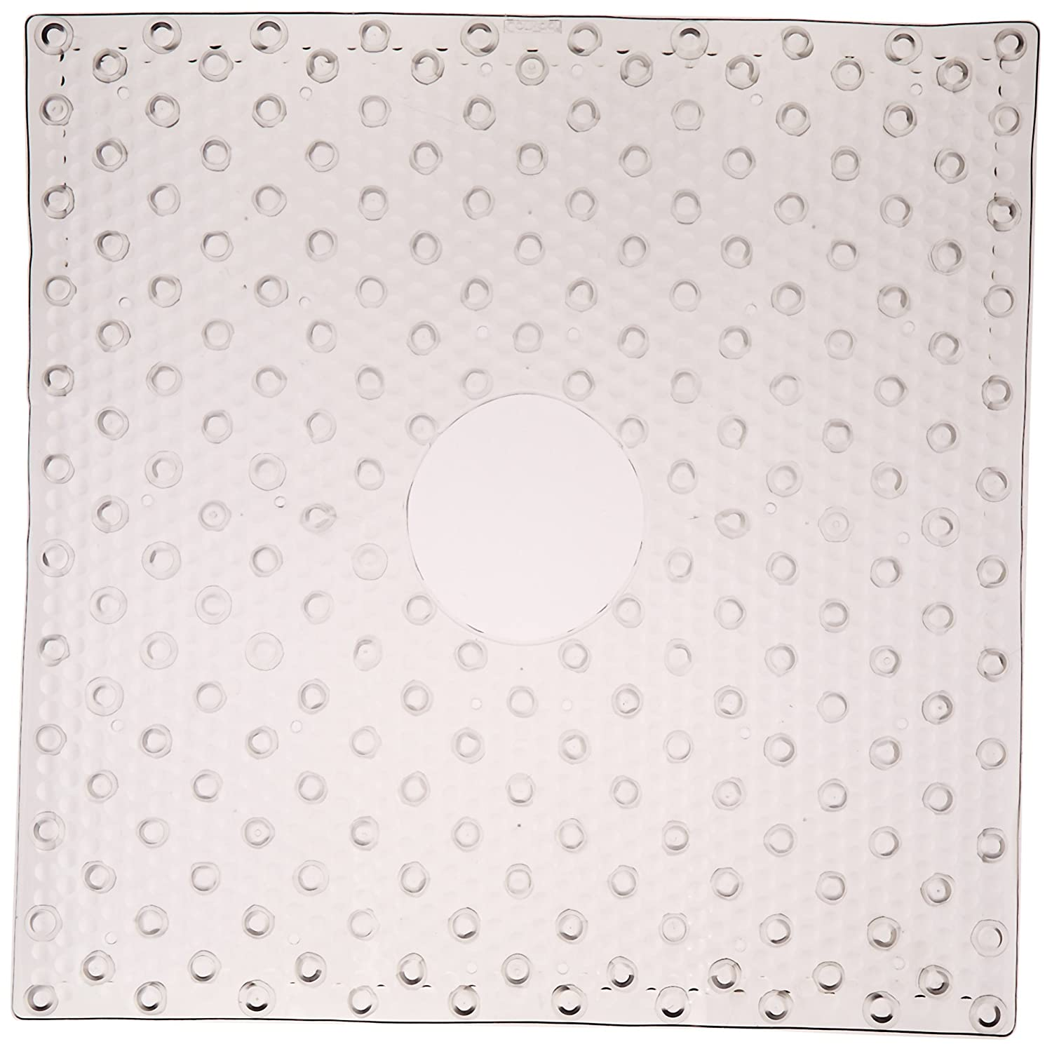 Kittrich Con-Tact Brand 21 by 21-Inch PVC Shower Mat, 21 by 21-Inch SMAT-C3E02-04