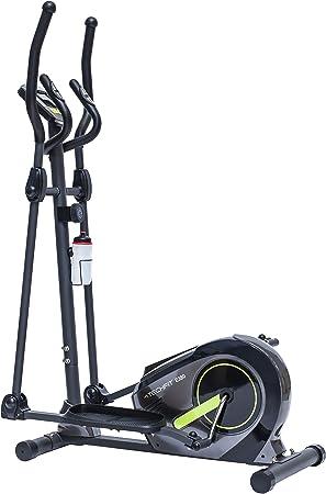 TechFit E380 Cross Trainer, Bicicleta elíptica para el hogar, Máquina de Cardio para Ejercicios de Fitness, Dispositivo de Resistencia magnética Apta para Espacios Interiores: Amazon.es: Deportes y aire libre