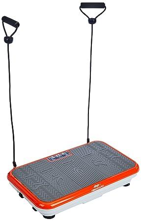 BestofTv Vibro Shaper - Plataforma vibratoria Unisex, Gris: Amazon ...