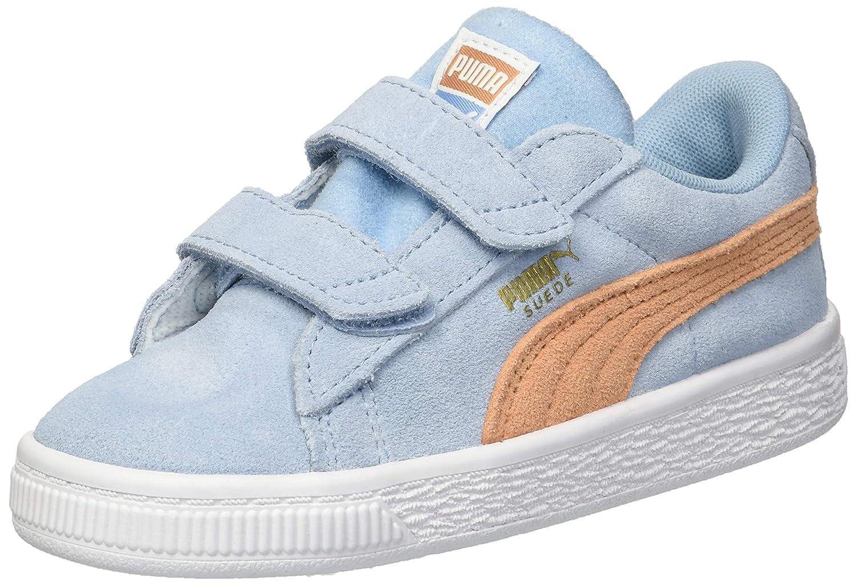brand new b5212 b6459 Amazon.com | PUMA unisex-baby Suede Classic Sneaker ...