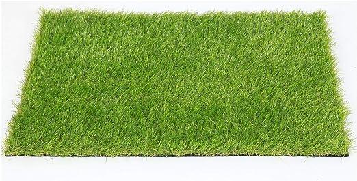 SUMC Hierba artificial Alfombra sintética Entrada de hierba Estera ...