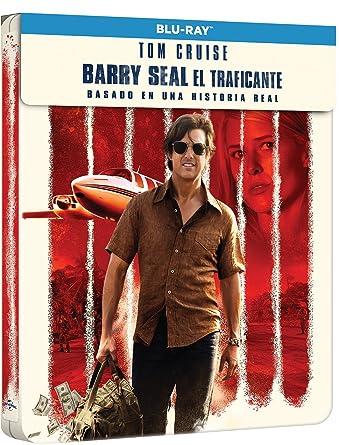 Barry Seal: El Traficante Ed. Especial Metal - Ed. Limitada ...