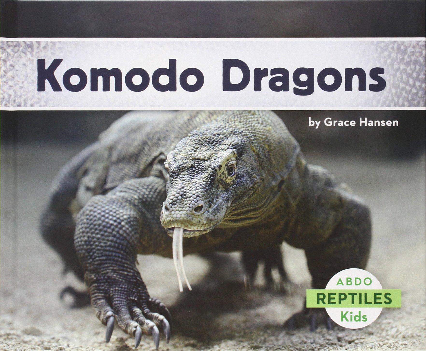 Komodo Dragons (Reptiles)