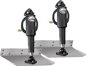 Lenco 15001-101 Electric Standard Mount Trim Tab Kit Without Switch - 9