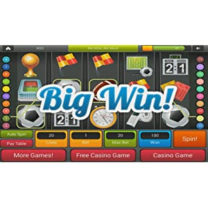Máquina Deportes Casino Slots de diversión para Android y Kindle ...