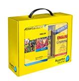 Rosetta Stone Learn English: Rosetta Stone English (American) - Power Pack (Download Code Included) (Amazon Exclusive)