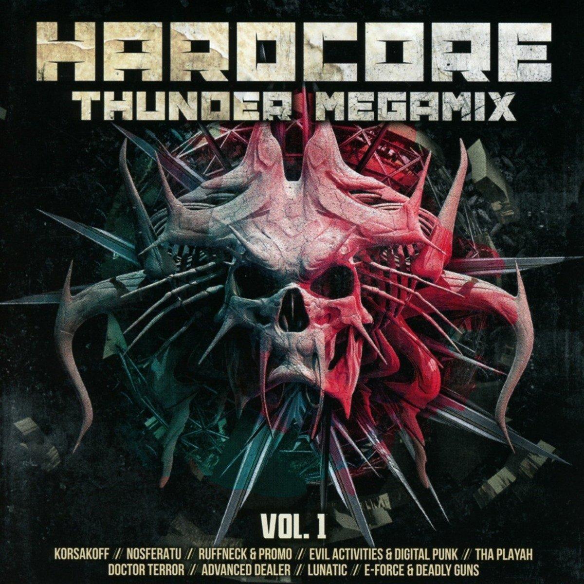 VA - Hardcore Thunder Megamix Vol. 1 - 2CD - FLAC - 2017 - VOLDiES Download