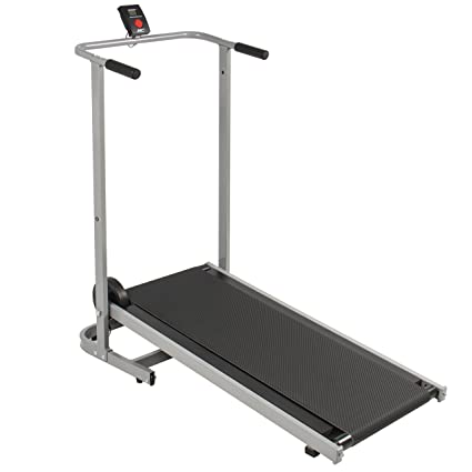 amazon com treadmill portable folding incline cardio fitness rh amazon com Small Folding Manual Treadmill Small Folding Manual Treadmill