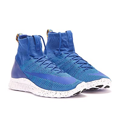a85fd8bdb9525 Image Unavailable. Image not available for. Color  NIKE Men s Free Flyknit Mercurial  Running Training Shoes