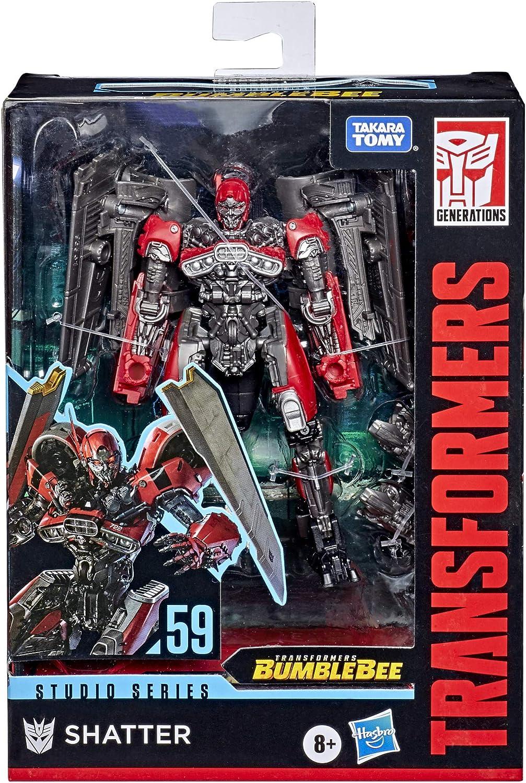 Shatter Transformers Studio Series 59 Deluxe