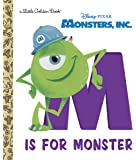 Monsters, Inc.: M Is for Monster