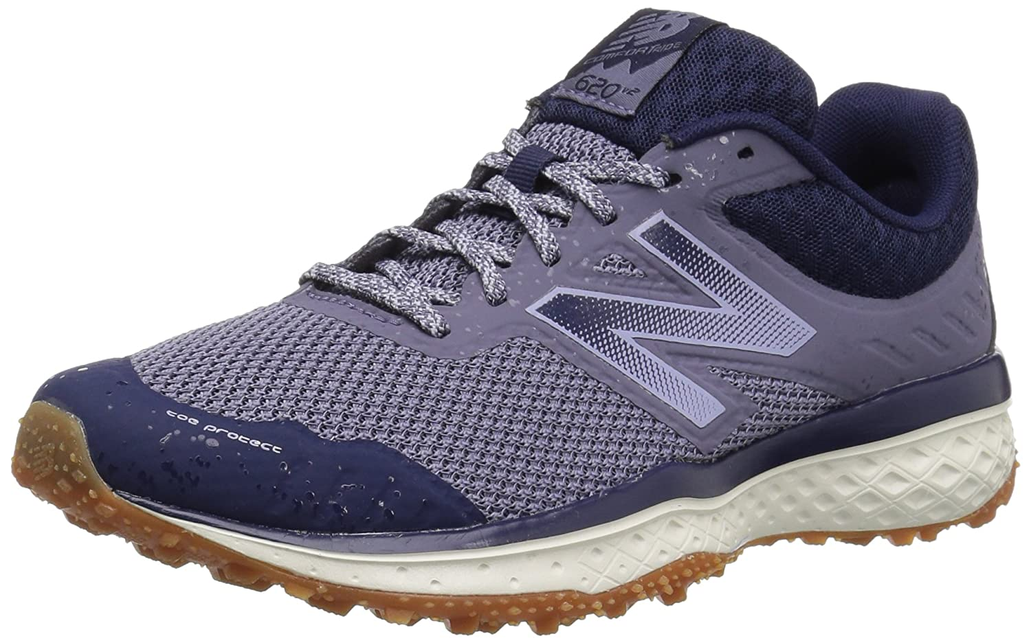New Balance Women's Cushioning 620v2 Trail Running Shoe B01N97AQ32 5.5 B(M) US|Deep Cosmic Sky/Dark Denim