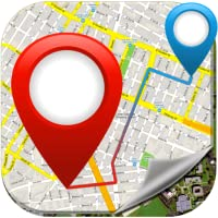 Mappe : Map, GPS navigation, Route