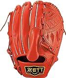 ゼット(ZETT) 硬式野球 グラブ (グローブ) プロステイタス ピッチャー用 右投げ/左投げ用 サイズ:4 日本製 BPROG410