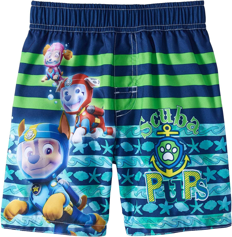 Nickelodeon Boys Paw Patrol Toddler Swim Trunk Swim Trunks