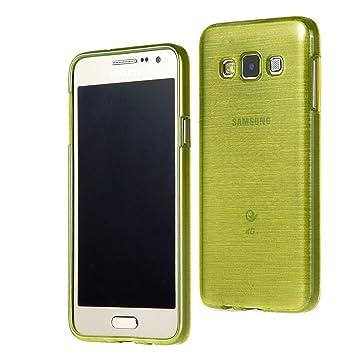 Silverback - Carcasa para Samsung Galaxy A3 (Silicona TPU)