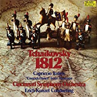 Tchaikovsky: 1812 Overture, Capriccio Italien, Cossack Dance From Maze (Lp)