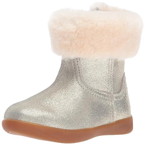 UGG Australia Zapatos Niña Botas Botines UGG Jorie Negro 25: Amazon.es: Zapatos y complementos