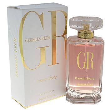 Georges Rech French Story Eau De Parfum Vaporisateur 100ml Amazon