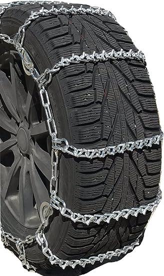 P275//60 20 V-BAR Cam Tire Chains TireChain.com P275//60R20 Priced per Pair.