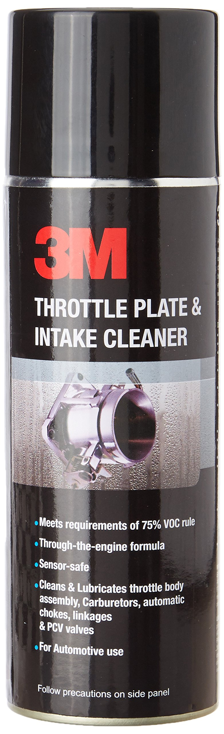 3M Throttle Plate & Intake Cleaner (325 g, Amber) product image