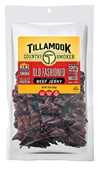 Tillamook Country Smoker All Natural Beef Jerky