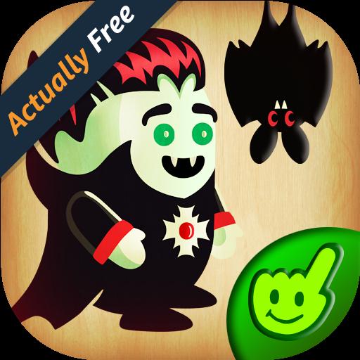 Vlad's Vampire Bats - Cute Halloween Story
