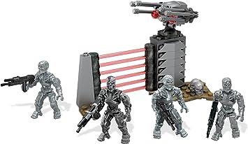 Mega Bloks Terminator: Genisys T-800 Figure Pack: Amazon.es ...