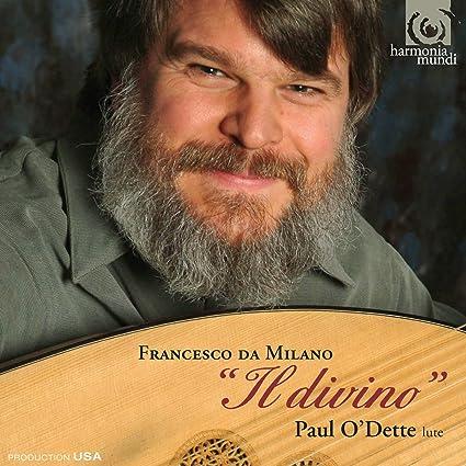 Milano: Il Divino - Lute Music