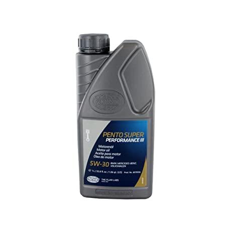 Pentosin 8078106 Pento Super Performance III 5W-30 Synthetic Motor Oil - 1 Liter