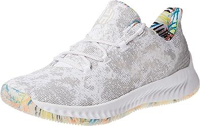intermitente encuesta Involucrado  Zapatilla Adidas Harden B/E X (46 2/3 EU, Blanco): Amazon.es: Zapatos y  complementos