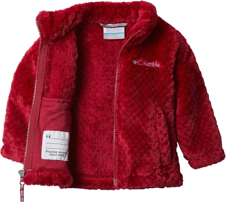 Columbia Girls Fire Side Sherpa Full Zip Jacket