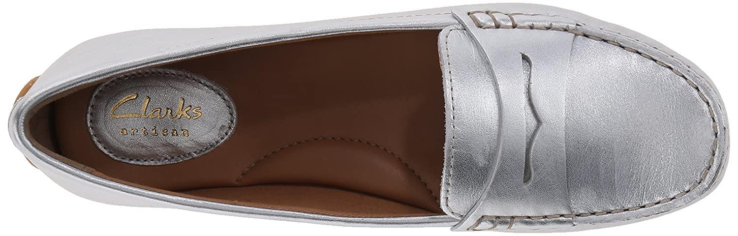 Clarks Womens Doraville Nest Slip-On Loafer