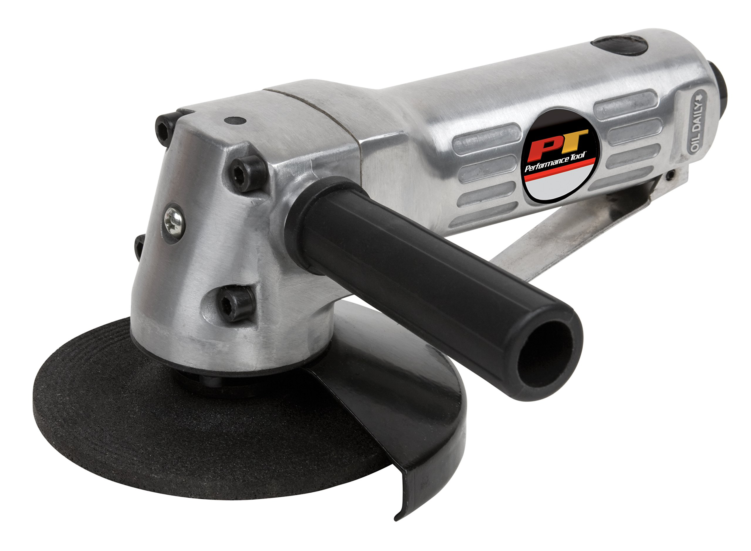 Performance Tool M658 Heavy Duty Angle Grinder, 4''