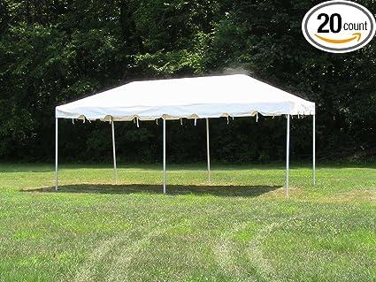Amazon.com: 15\' X 20\' Celina Frame Tent/Canopy Tent: Sports & Outdoors