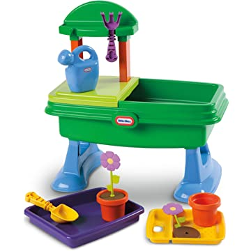 powerful Little Tikes Garden